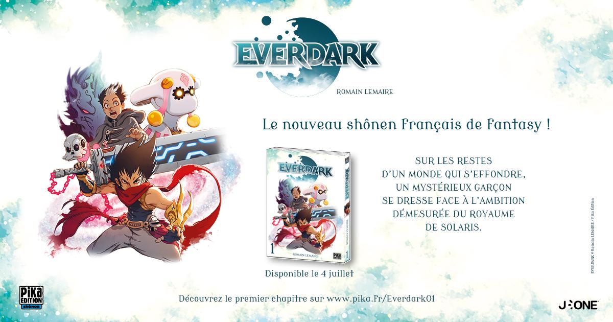 Everdark Bannière Annonce