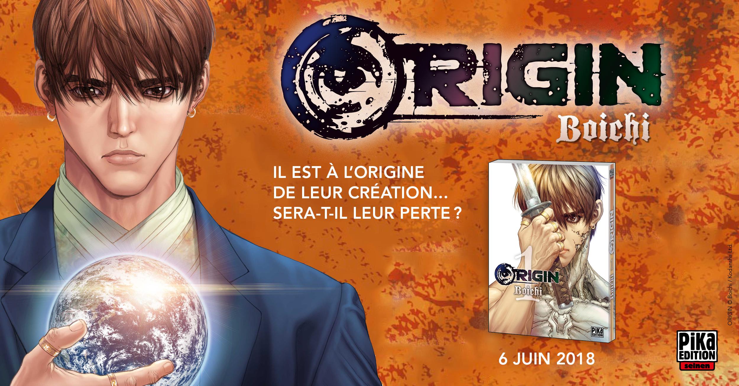 Origin Bannière Annonce