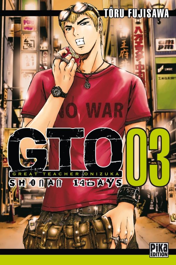 GTO Shonan 14 Days T03