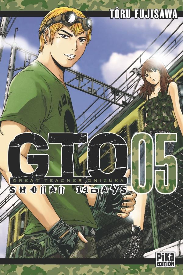 GTO Shonan 14 Days T05
