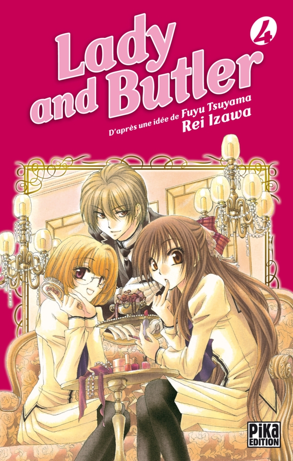 Lady and Butler T04