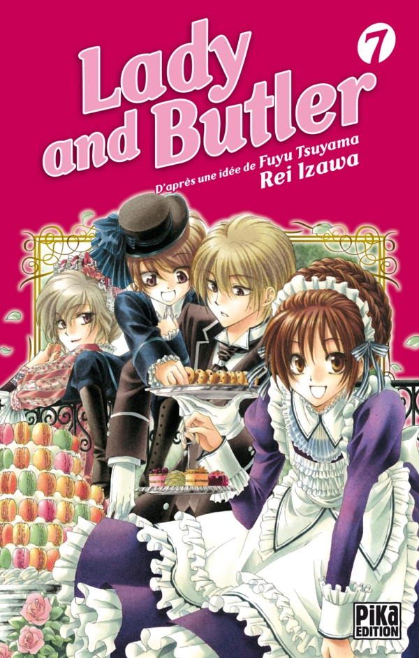 Lady and Butler T07