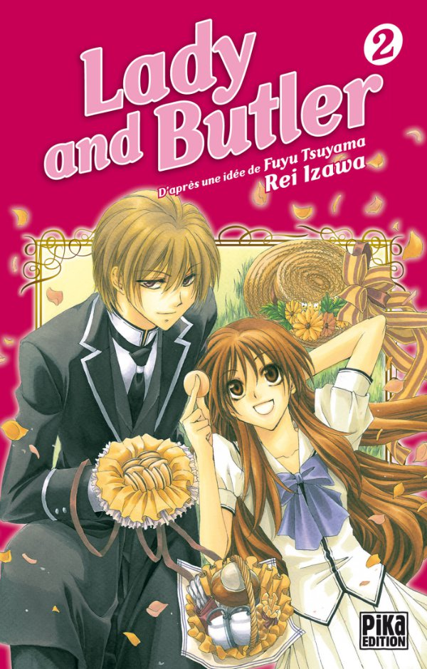 Lady and Butler T02