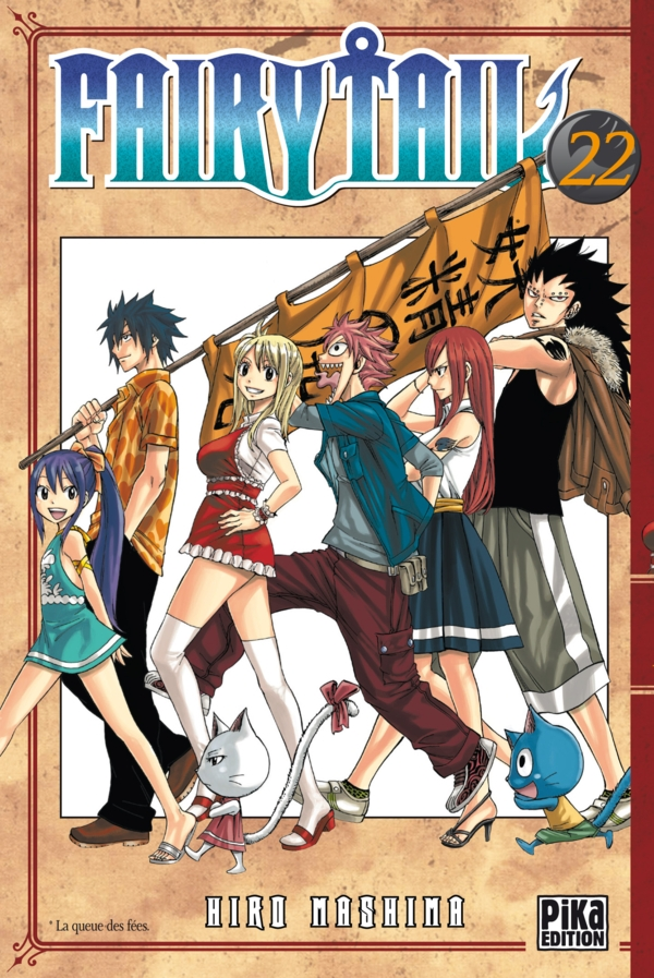 Fairy Tail T22