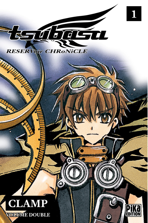 Tsubasa Reservoir Chronicle T01 & T02