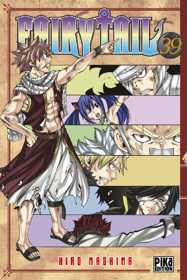 Fairy Tail T39