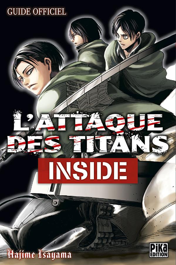L'Attaque des Titans - Inside
