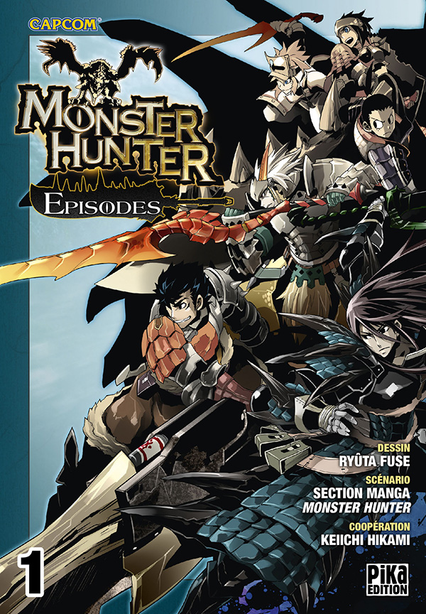 Monster Hunter Episodes T01