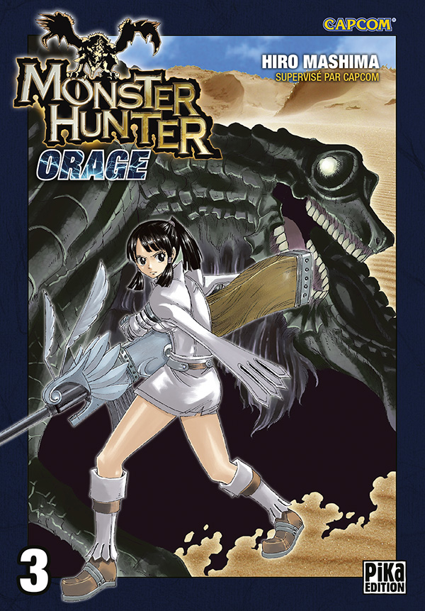 Monster Hunter Orage T03
