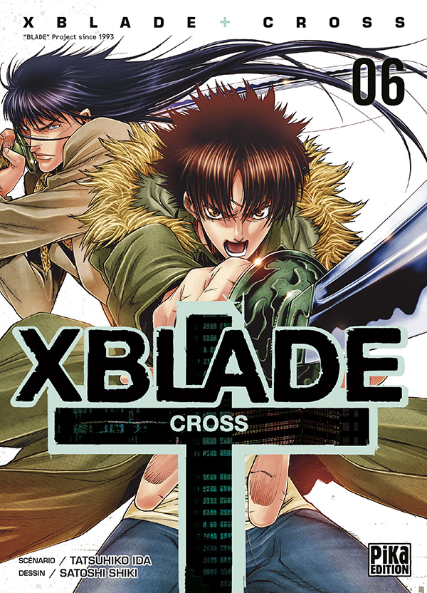 XBlade Cross T06