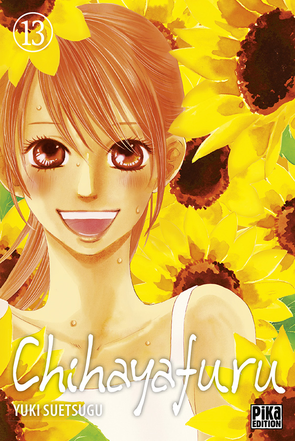 Chihayafuru T13