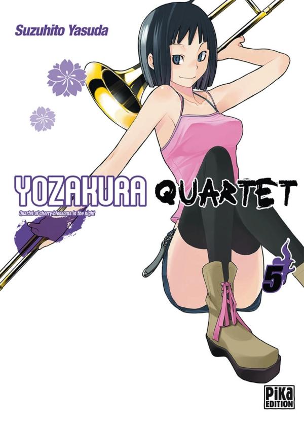 Yozakura Quartet T05