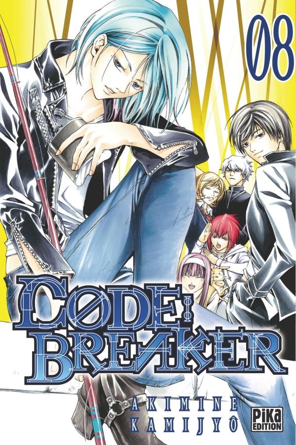 Code:Breaker T08