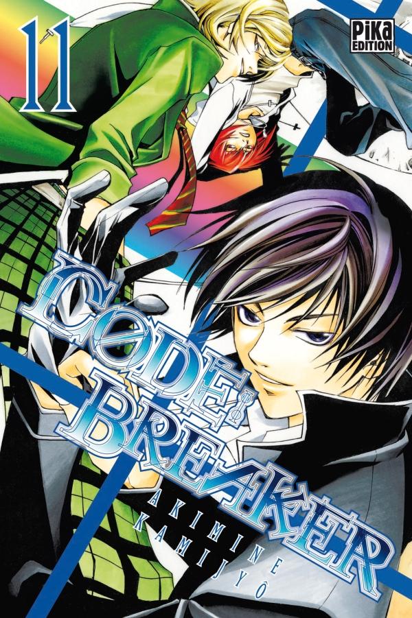 Code:Breaker T11