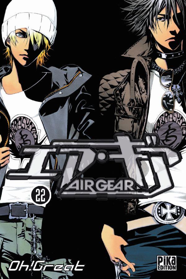 Air Gear T22