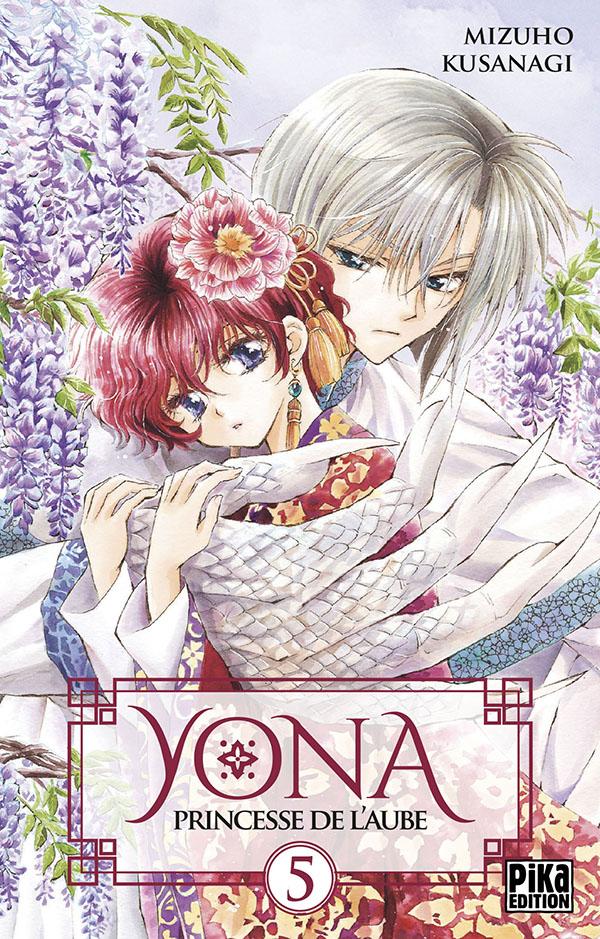 Yona, Princesse de l'Aube T05