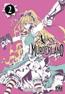 Alice in Murderland T02