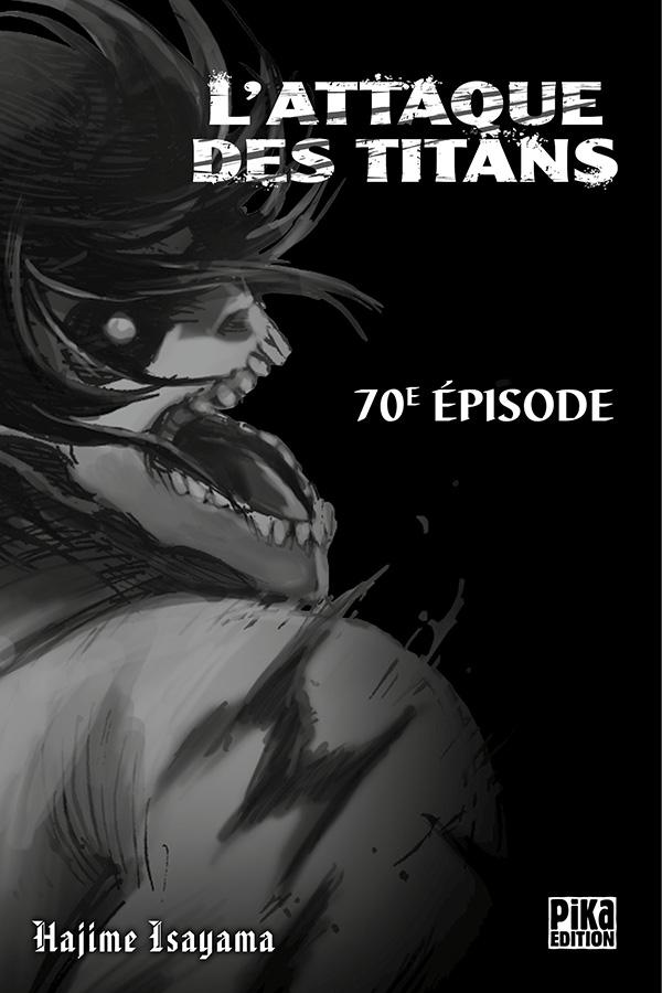 L'Attaque des Titans Chapitre 70