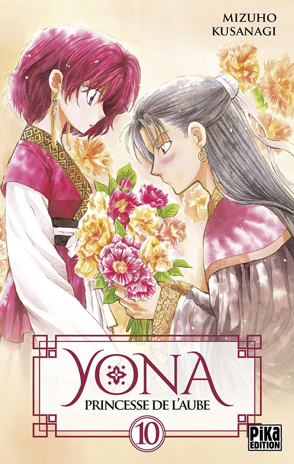 Yona, Princesse de l'Aube T10