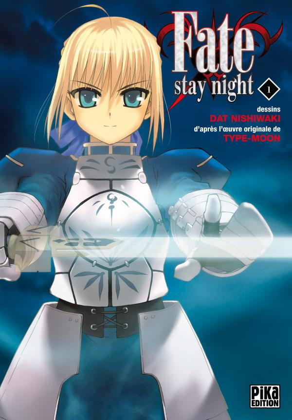 Fate Stay Night T01
