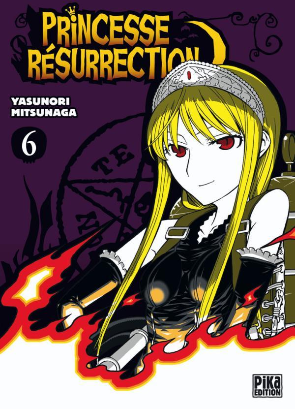 Princesse Résurrection T06