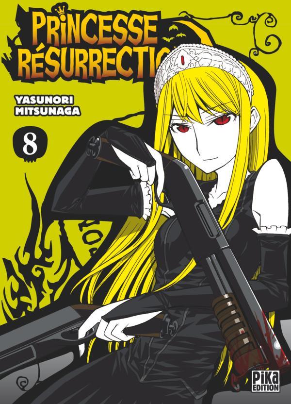 Princesse Résurrection T08