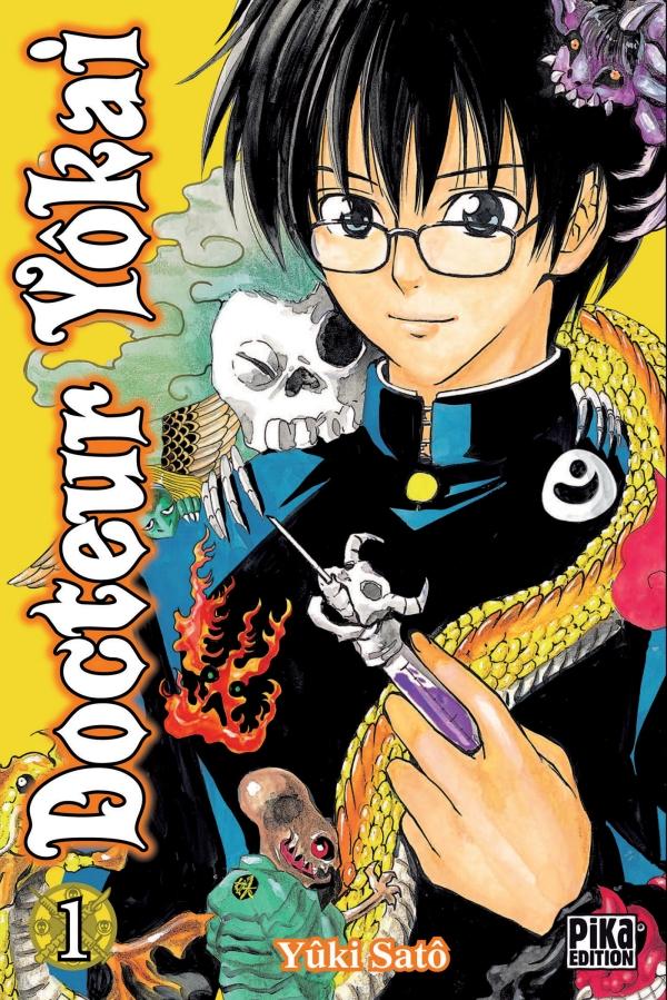 Docteur Yôkai T01