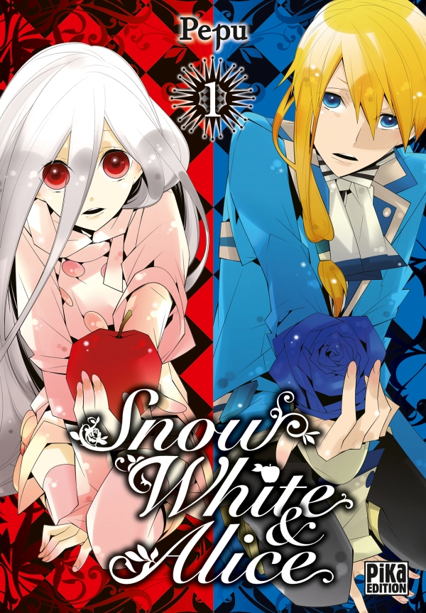 couverture du tome 1 de Snow White & Alice