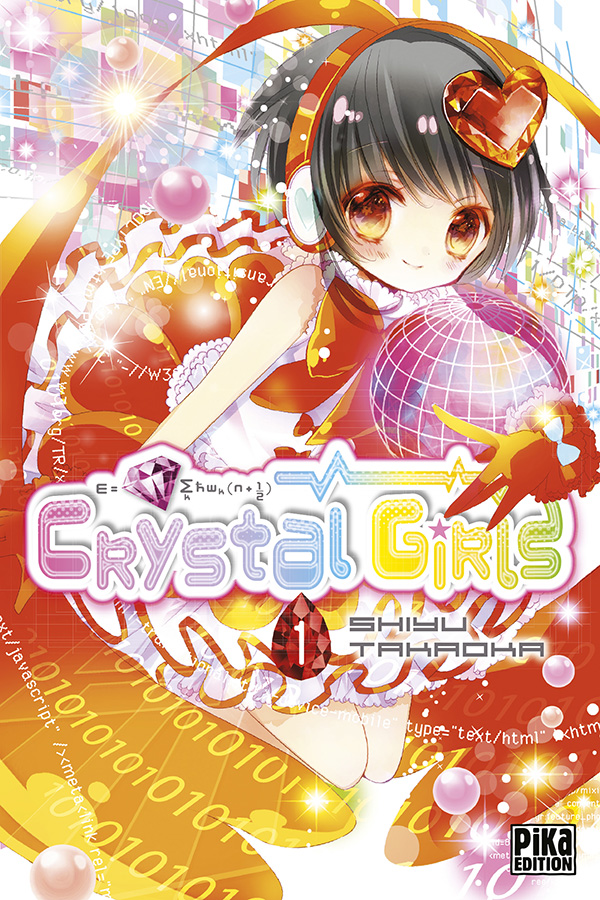 Crystal Girls T01