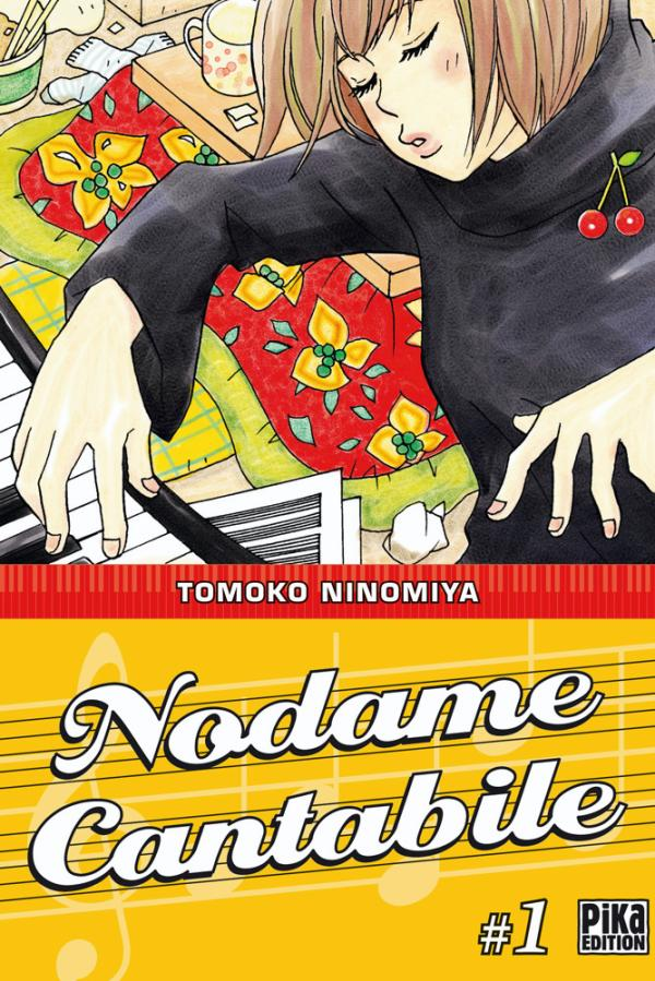 Nodame Cantabile T01