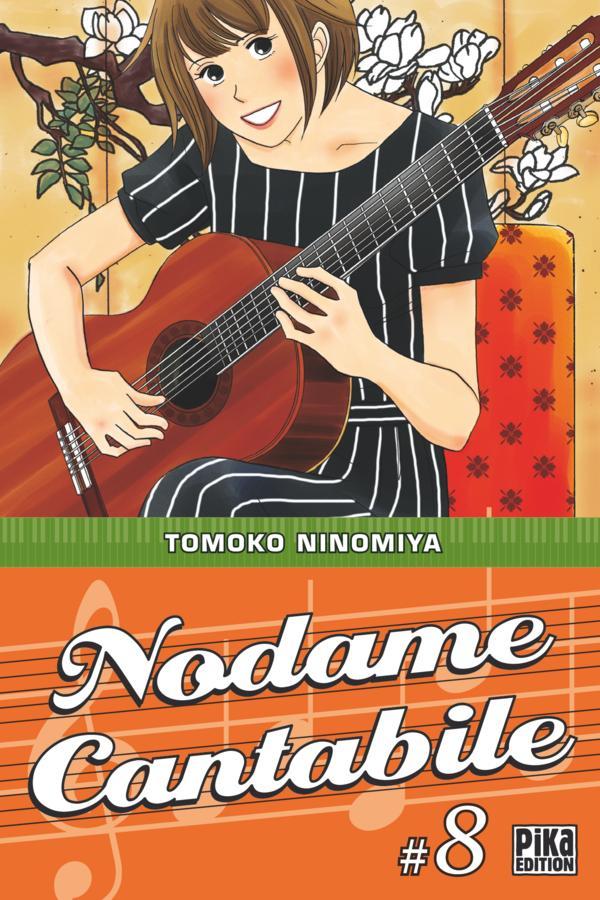Nodame Cantabile T08