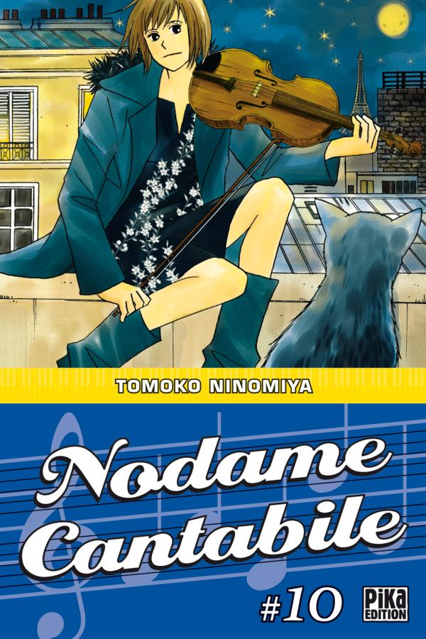 Nodame Cantabile T10