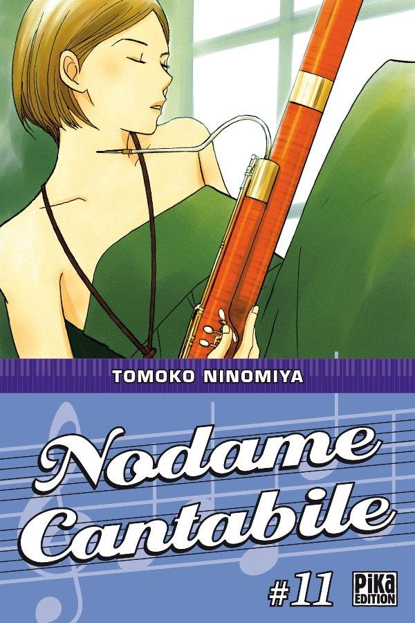 Nodame Cantabile T11