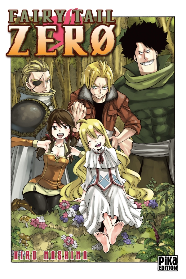 Fairy Tail Zero Pika Edition