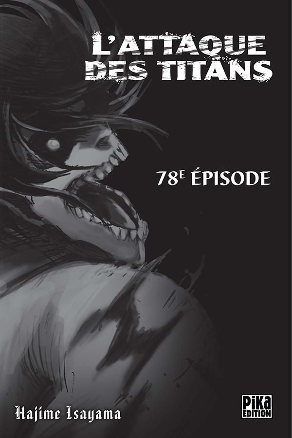 L'Attaque des Titans Chapitre 78