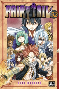 Fairy Tail T52