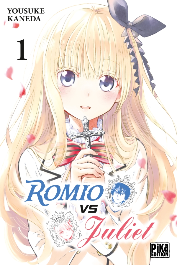 romio vs juliet couverture