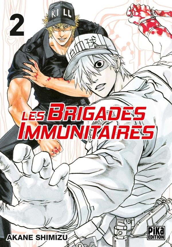 Les Brigades Immunitaires T02
