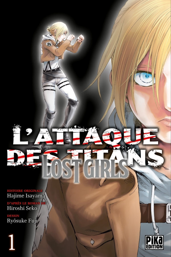 L'Attaque des Titans - Lost Girls T01