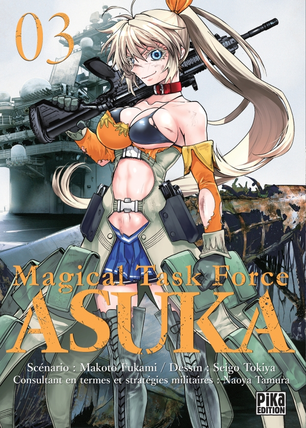 Magical Task Force Asuka T03