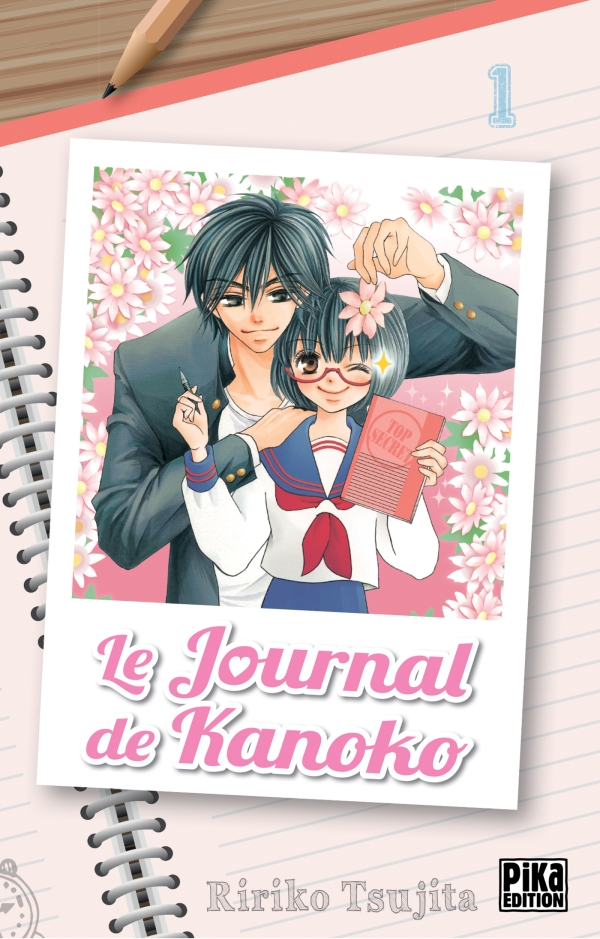Le journal de Kanoko T01