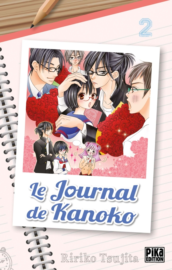 Le journal de Kanoko T02