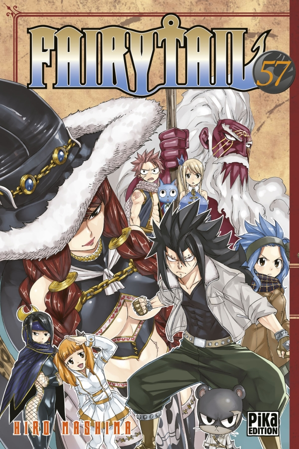 Fairy Tail Tome 57 Pika Edition