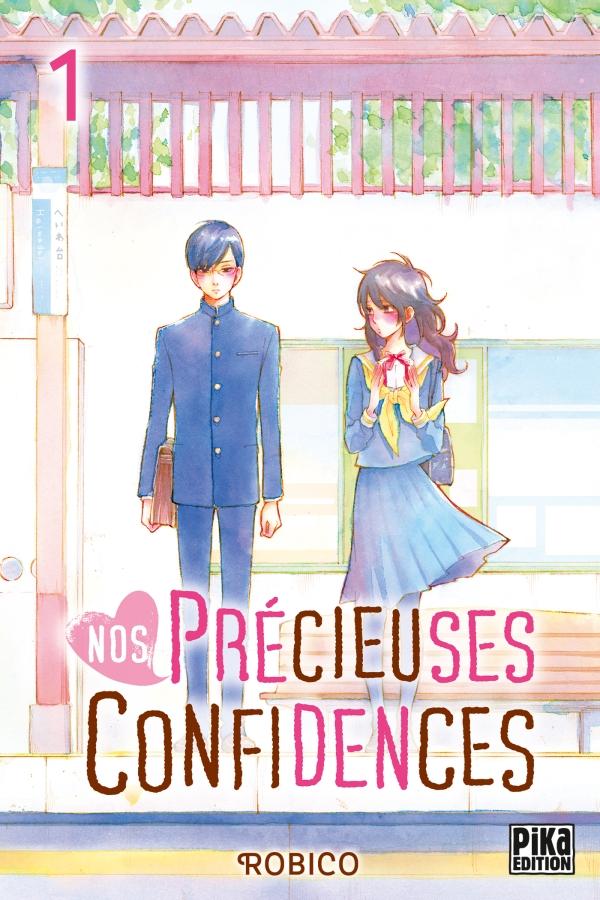 Nos précieuses confidences T01