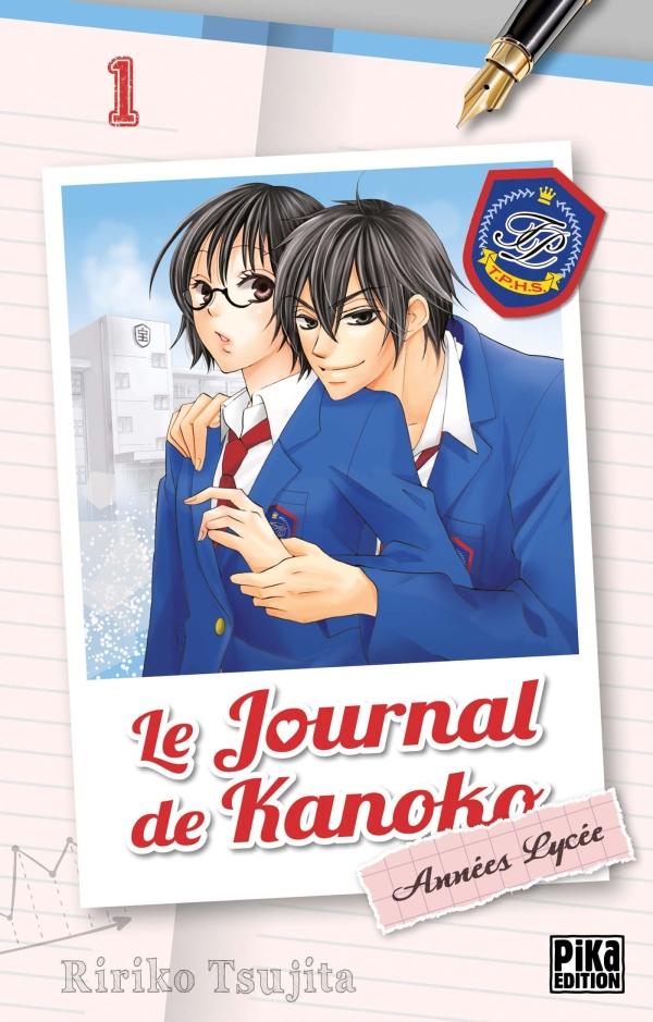 Le journal de Kanoko - Années lycée T01