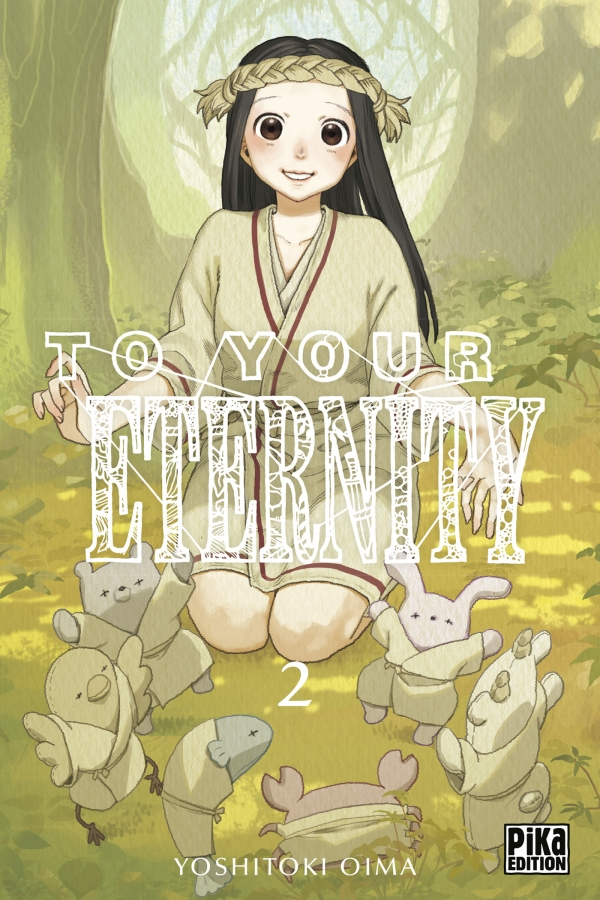 To Your Eternity T02