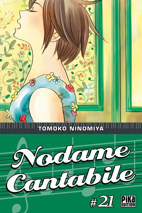 Nodame Cantabile T21