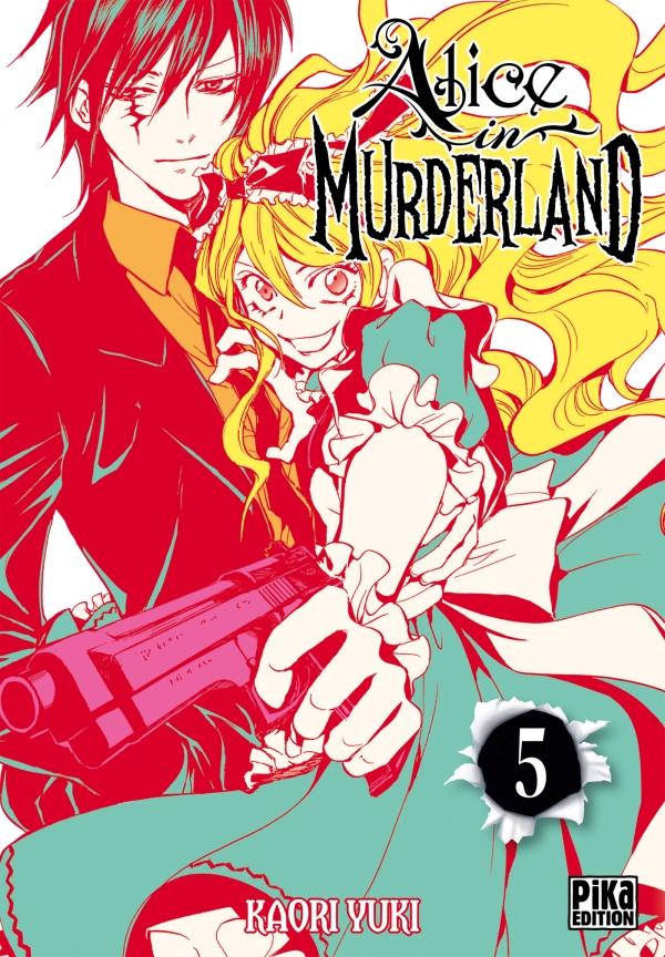 Alice in Murderland T05