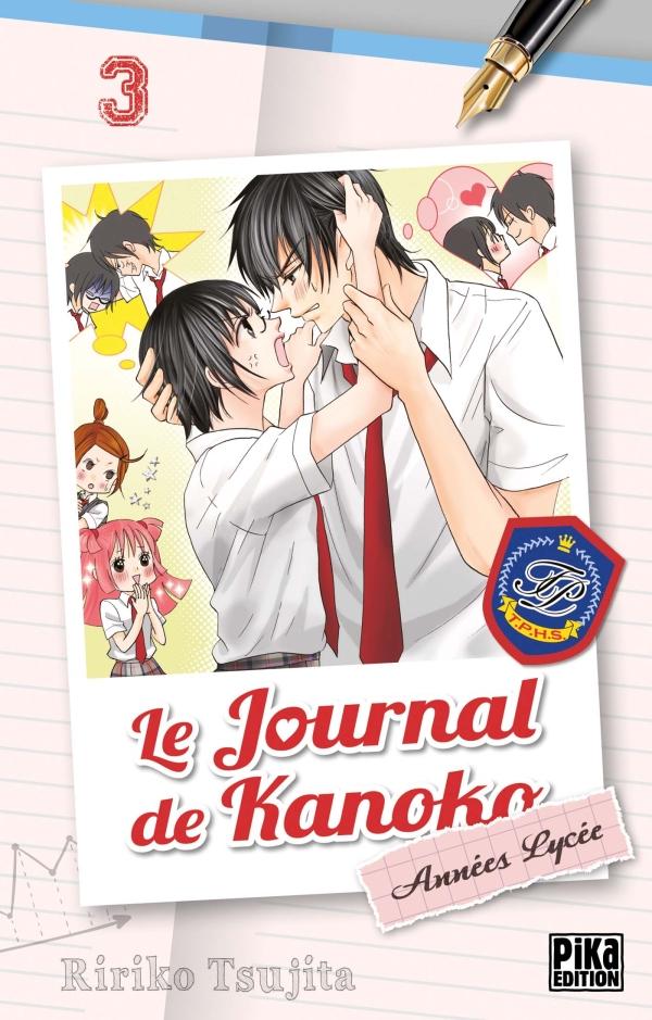 Le journal de Kanoko - Années lycée T03