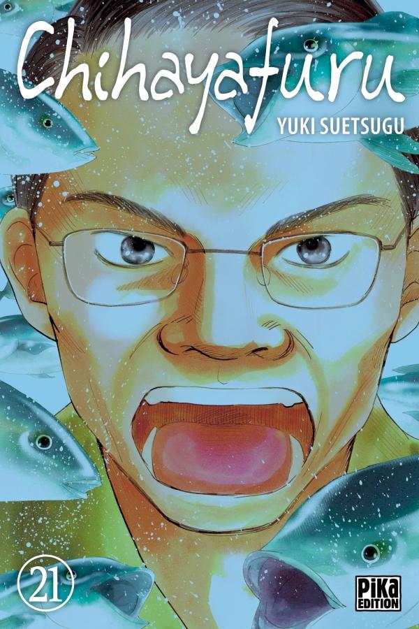 Chihayafuru T21